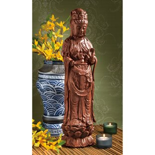 The Goddess Guan Yin Statue