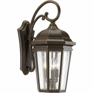 Order Edgewater Traditional 3-Light Outdoor Wall Lantern By Alcott Hill