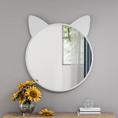 Round White Mirrors You Ll Love In 2020 Wayfair