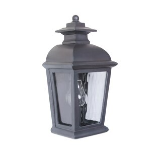 Purchase Staggs 1-Light Outdoor Wall Lantern By Red Barrel Studio