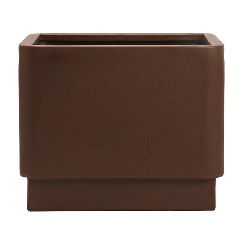Plastic Self-Watering Planter Box Symple Stuff Size: 40cm H