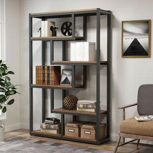 Peltier Geometric Bookcase