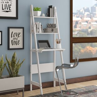 Morrell Floor Shelf Ladder Desk