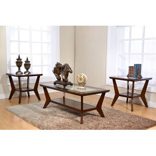 Read Reviews Waterford 3 Piece Coffee Table Set By Ebern Designs