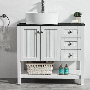 Nadel 36 Single Bathroom Vanity Set ByBeachcrest Home