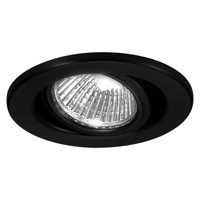 Low Voltage Downlighting Adjule Miniature 2 5 Gimbal Ring Recessed Trim
