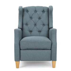 Cohen Tufted Manual Recliner