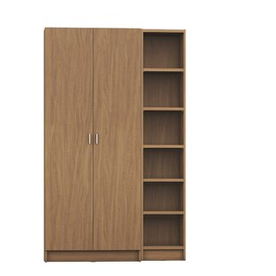 Gabriela 2 Piece Standard Bookcase Latitude Run