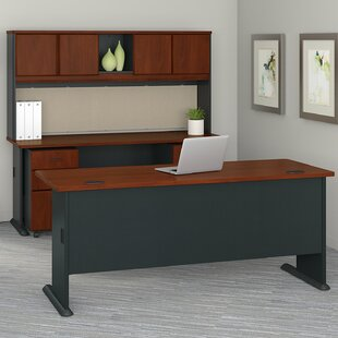 Series A 4 Piece Desk Office Suite
