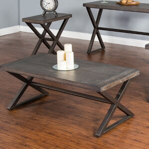 Union Rustic Brittani End Table