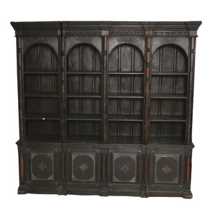 Great Price Pepe Oversized Set Bookcase by World Menagerie