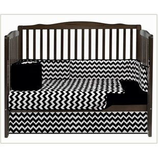 Comparison Clint 4 Piece Crib Bedding Set ByHarriet Bee