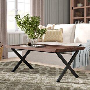 Kirti Rectangular Coffee Table ByGracie Oaks