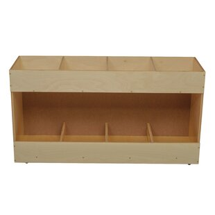 Bargain 8 Compartment Cubby ByChildcraft