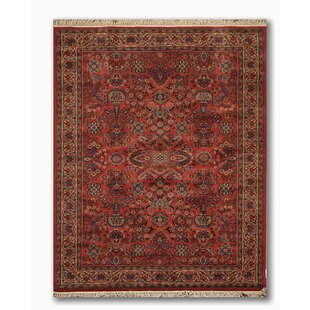 Buying Connie Traditional Wool Rose/Blue/Black Area Rug ByCanora Grey