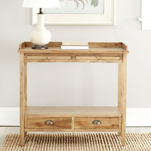 Bargain Alice Console Table By Safavieh