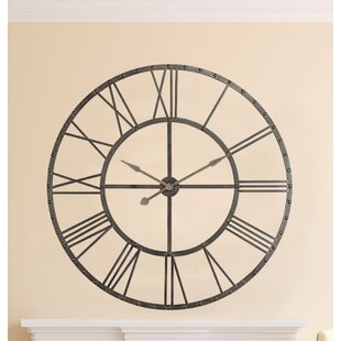 oversized 445 upton wall clock - Kitchen Clock
