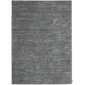 Canyon Hand-Woven Gray Area Rug