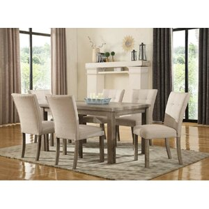 Handley 7 Piece Dining Set