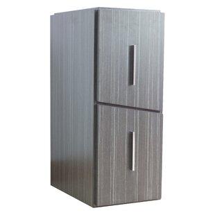 Affordable Kapp Modern Wall Mount 48 Single Bathroom Vanity Set ByRoyal Purple Bath Kitchen
