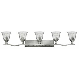 Compare & Buy Bolla 5-Light Vanity Light By Hinkley Lighting