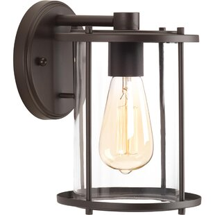Comparison Madsen Wall Lantern By Gracie Oaks