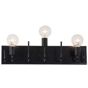 Check Prices Farfan To Me 3-Light Vanity Light By Brayden Studio
