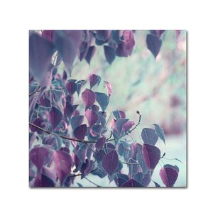 'Summer Thoughts' by Beata Czyzowska Young Photographic Print on Wrapped Canvas by Trademark Fine Art