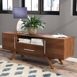 Best Price Barclay TV Stand for TVs up to 58 ByWade Logan