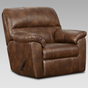 Ankrum Manual Rocker Recliner by Darby Home Co