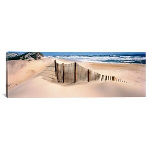 'Outer Banks, North Carolina' Photographic Print on Canvas by East Urban Home