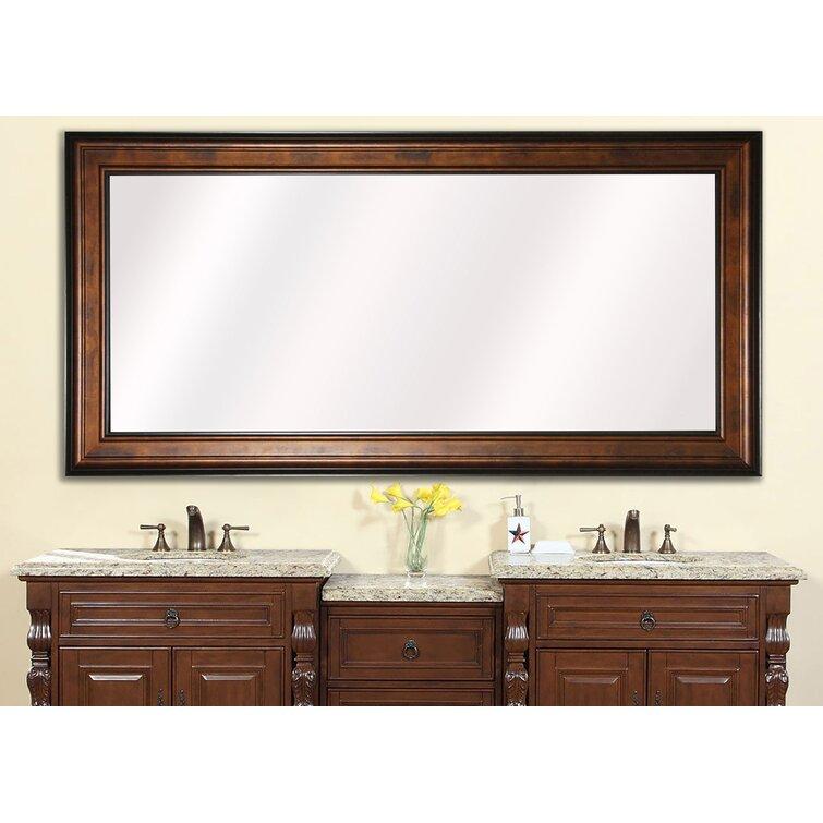Charlton Home Kimzey Oversized Vanity Mirror Reviews Wayfair