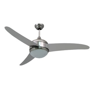 Check Prices Bure 52 3 Blade LED Ceiling Fan By Ebern Designs