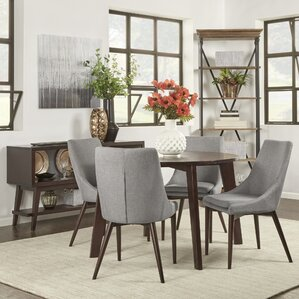 Lovely Blaisdell 5 Piece Dining Set