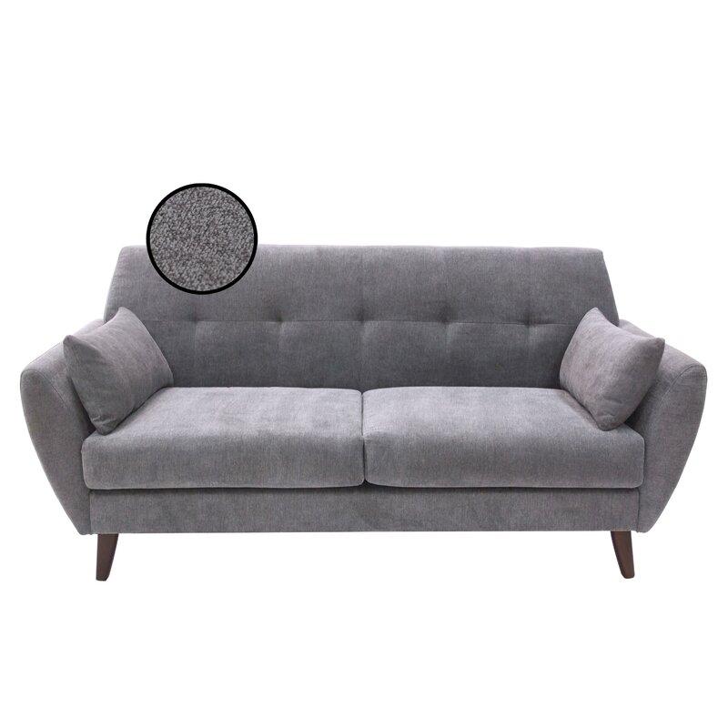 Charmant Amelie Mid Century Modern Sofa