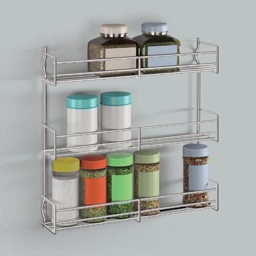 Eingebautes Gewürzregal ClearAmbient   Küche und Esszimmer > Küchenregale   ClearAmbient