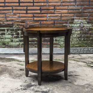 Affordable Eugenie Wooden End Table By Bloomsbury Market