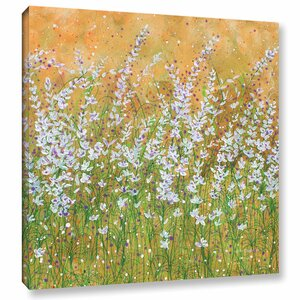 Sun Drenched Painting Print on Wrapped Canvas by Alcott Hill