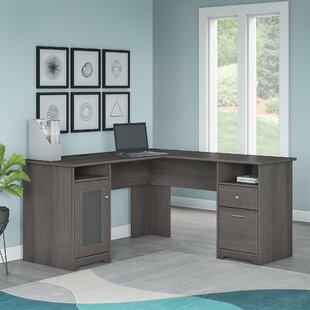 Hillsdale L-Shaped Computer Desk By Red Barrel Studio