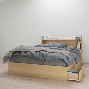Malinda Storage Platform Bed By Zipcode Design