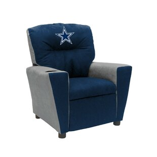Online Reviews NFL Kids Chair with Cup Holder By Imperial International