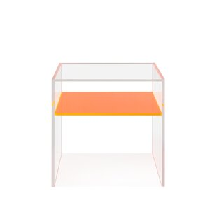Reviews End Table By Meelano
