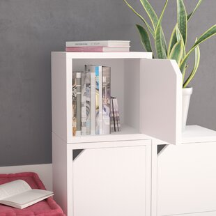 Price Check Bolan Cube Unit Bookcase by Ebern Designs