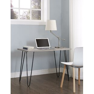Bronstein Rectangular Writing Desk by Mercury Row