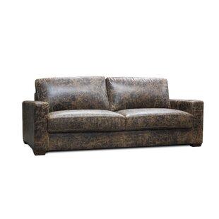Norah Leather Sofa