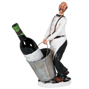 Butler 1 Bottle Tabletop Wine Rack by RAM Game Room