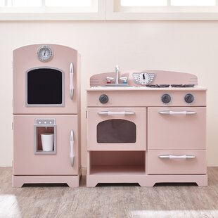 Play Kitchen Sets U0026 Accessories Youu0027ll Love | Wayfair