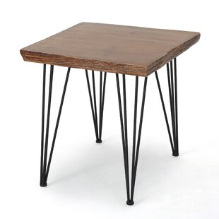 Great Price Strope Industrial Dining Table By Wrought Studio