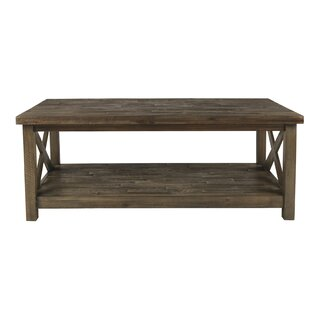 Affordable Price Clementina Coffee Table ByLoon Peak