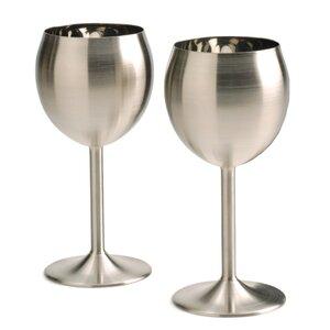 Enduranceu00ae 10 Oz. Wine Glasses Set (Set of 2)